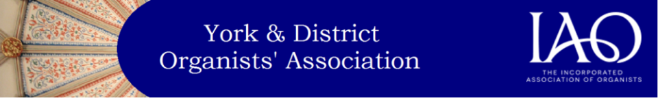 York & District Organists' Association